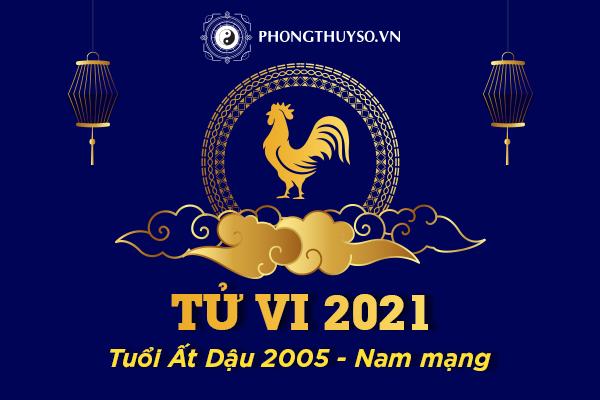 tử vi tuổi ất dậu năm 2021 nam mạng