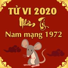 #5 Yếu tố [VÀNG] luận Tử vi tuổi Nhâm Tý năm 2020 nam mạng 1972
