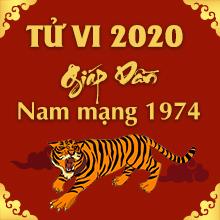 Xem tử vi tuổi Giáp Dần năm 2020 nam mạng 1974 [CHÍNH XÁC NHẤT]