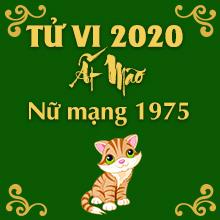 Xem bói tử vi tuổi Ất Mão năm 2020 nữ mạng #1975 #Chi Tiết Nhất