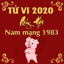 Tử vi tuổi Quý Hợi năm 2020 nam mạng #1983 Làm Ăn Sức Khỏe #Xấu