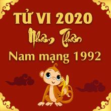 Lý giải tử vi tuổi Nhâm Thân năm 2020 nam mạng 1992 Chính xác 99%