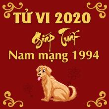 Khai phá tử vi tuổi Giáp Tuất năm 2020 nam mạng 1994 #Hóa Giải Hung Cát