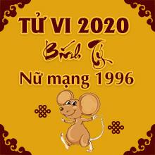 Lý giải tử vi tuổi Bính Tý năm 2020 nữ mạng (1996) #Vượng hay Suy?