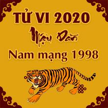 Xem bói tử vi tuổi Mậu Dần năm 2020 nam mạng 1998 CHÍNH XÁC NHẤT!
