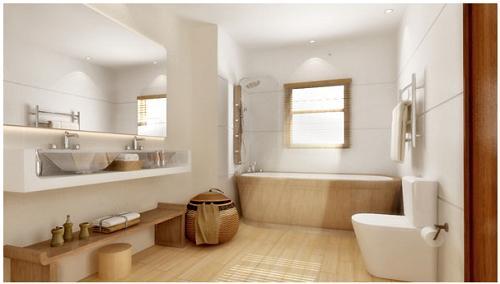 Phong thuỷ phòng tắm và những điều cần lưu ý