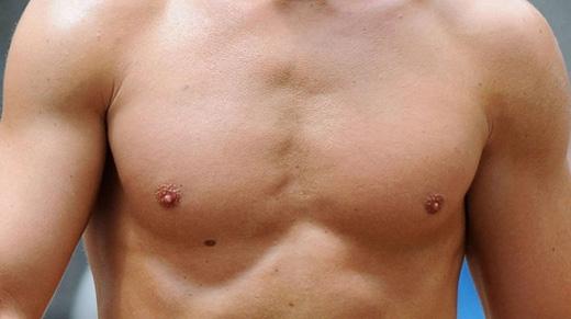 Xem bói nốt ruồi ở ngực đàn ông mang ý nghĩa gì