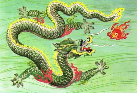 Tìm hiểu về Thanh Long trong phong thủy