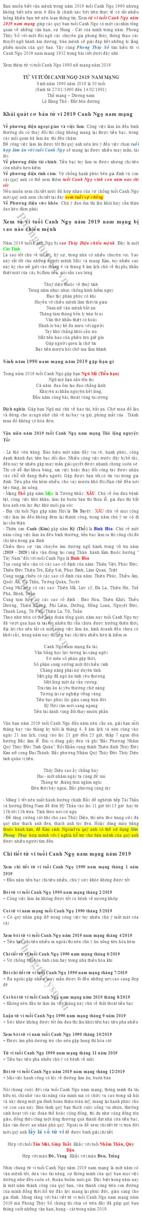 tu-vi-tuoi-canh-ngo-nam-2019-nam-mang