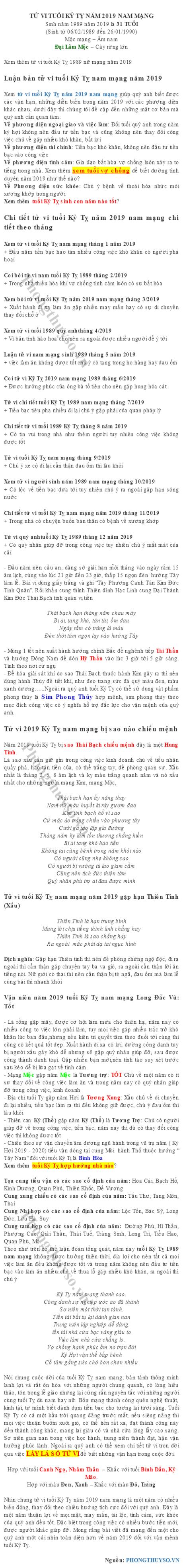 Xem Tử Vi Sao Chiếu Mệnh 2015 Cho Người Tuổi Tỵ (Nam Mạng ...