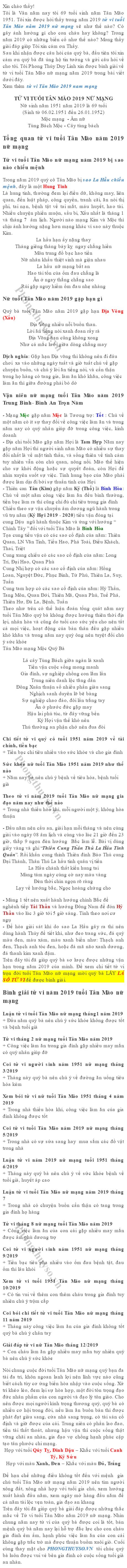 tu-vi-tuoi-tan-mao-nam-2019-nu-mang