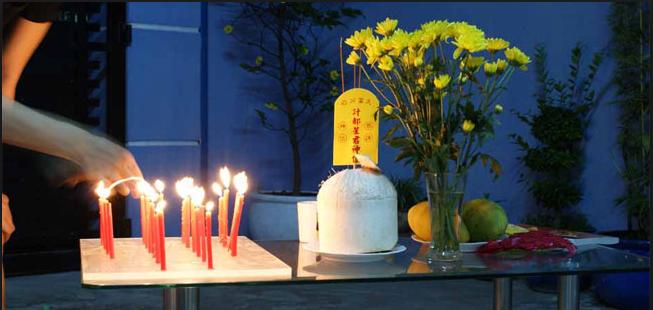 Hướng dẫn cách sắm lễ cúng giải hạn sao Thái Dương chiếu mệnh