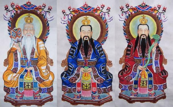 Nguồn gốc của thần tiên trong Đạo giáo
