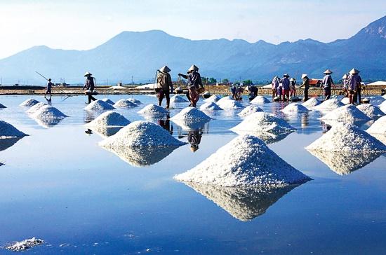 Tác dụng của muối ăn trong phong thủy