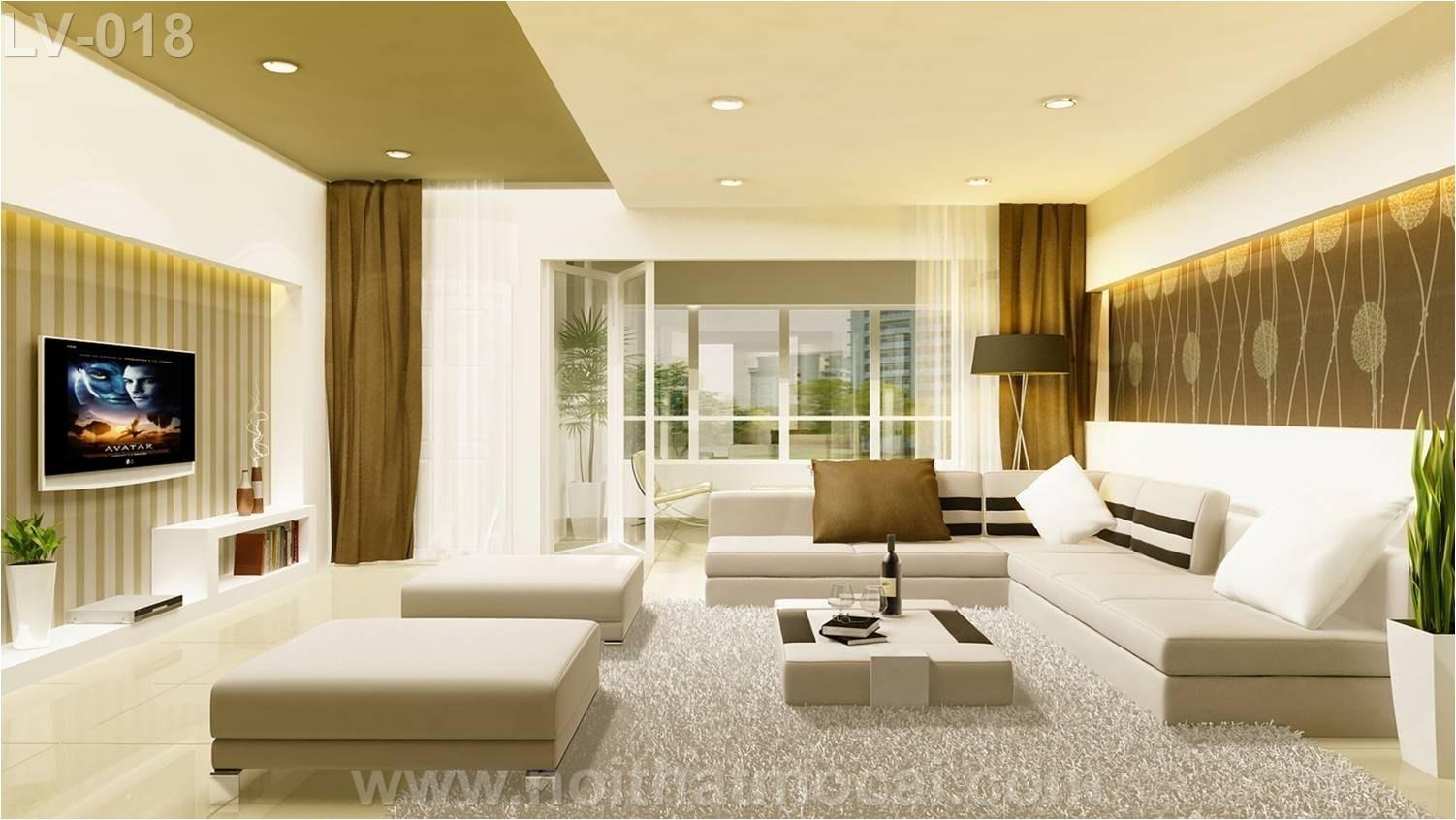 Bài trí các vật dụng đồ đạc trong phòng khách cần lưu tâm điều gì?