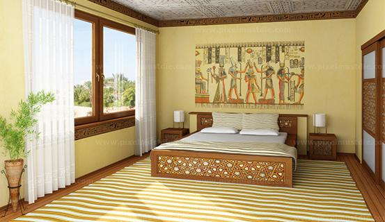Thiết kế phòng ngủ khoa học có lợi cho sức khỏe và vận thế