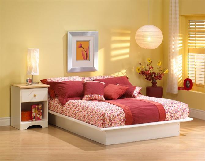 Kê vị trí giường ngủ để nắm lấy vận khí thịnh vượng